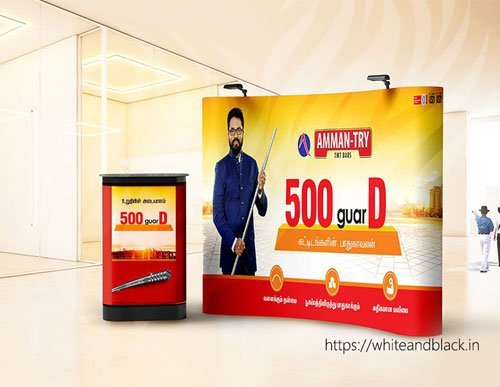 Outdoor Hoarding design services in trichy